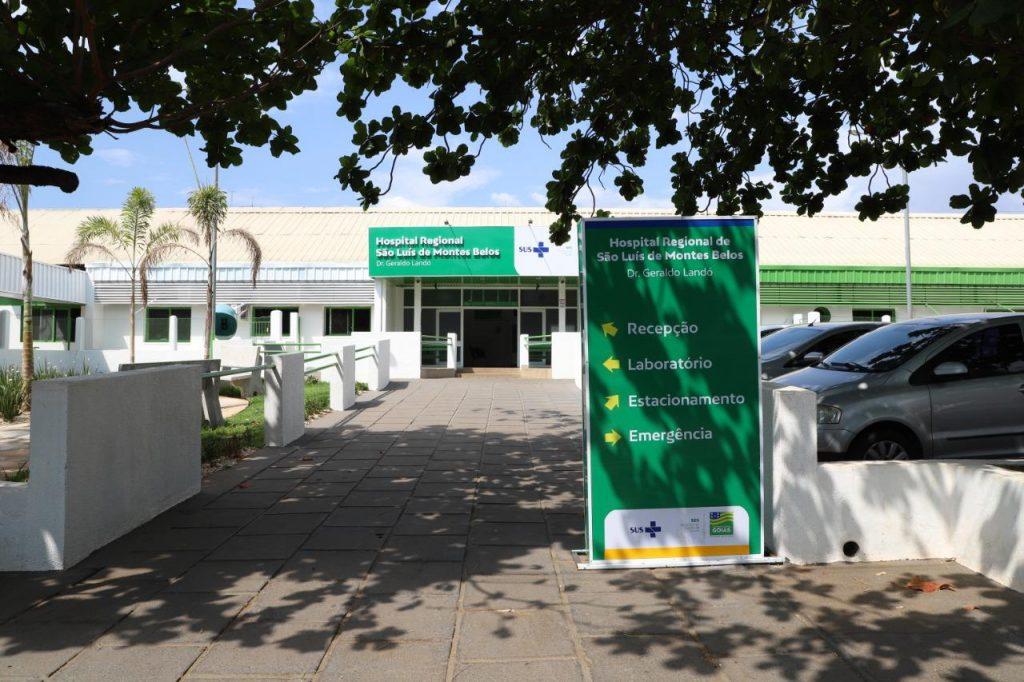 Hospital Regional de São Luís de Montes Belos